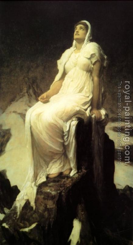Lord Frederick Leighton : The Spirit of the Summit