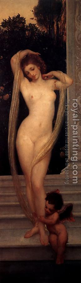 Lord Frederick Leighton : A Bather II