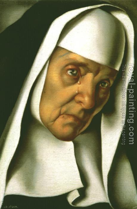 Tamara De Lempicka : Mother Superior