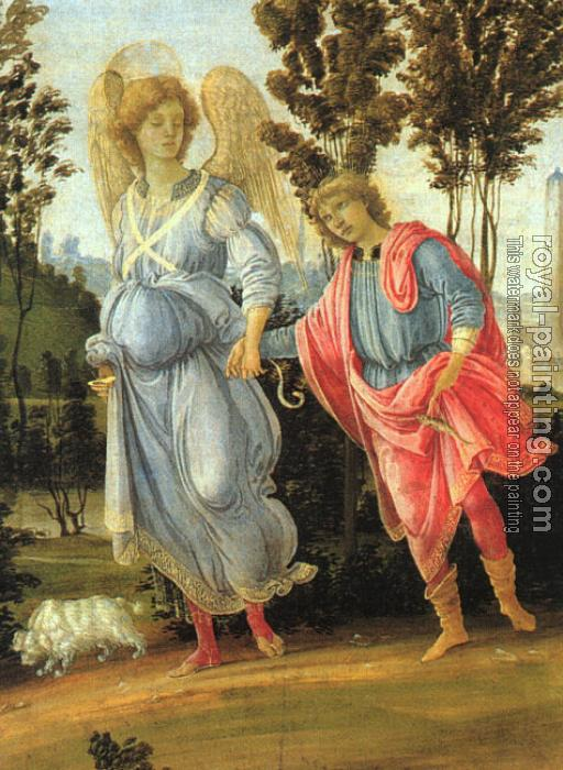 Filippino Lippi : Tobias and the Angel