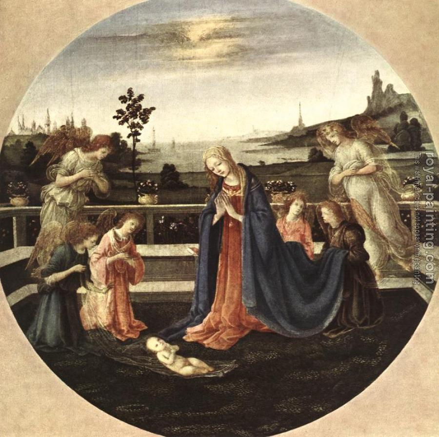 Adoration of the Child II