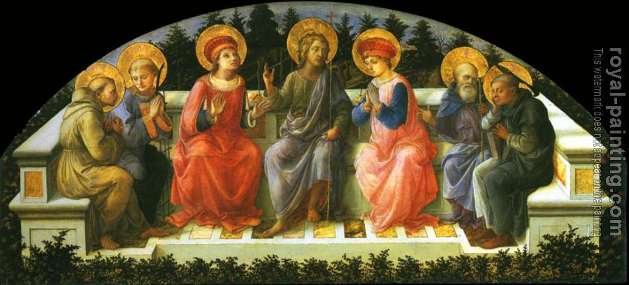 Filippino Lippi : Seven Saints