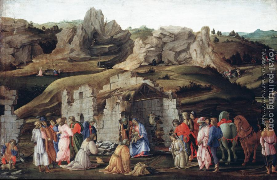 The Adoration of the Magi III