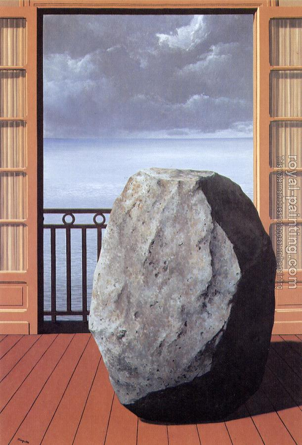 Rene Magritte : Invisible world