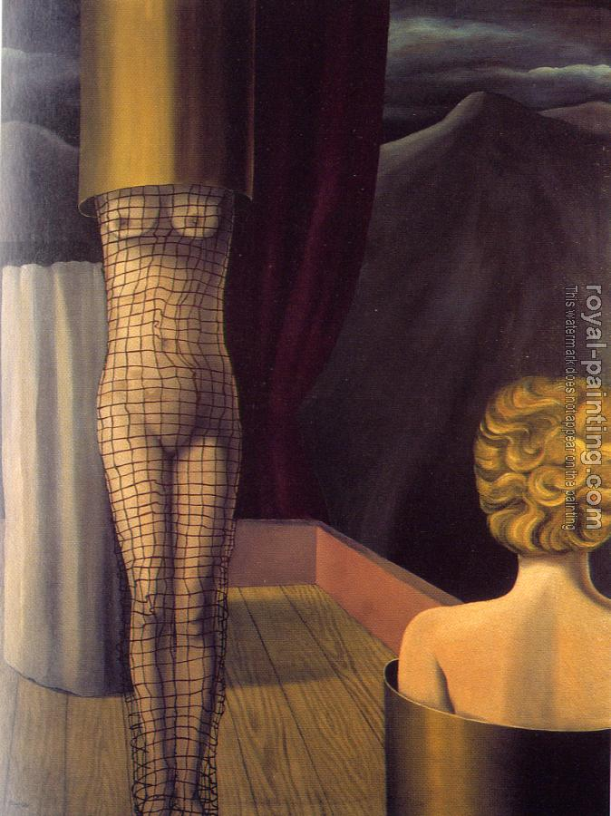 Rene Magritte : the magician's accomplices