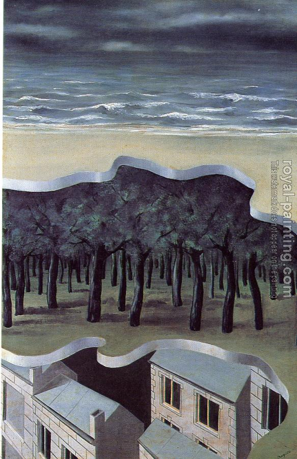 Rene Magritte : Popular Panorama (Panorama populaire)
