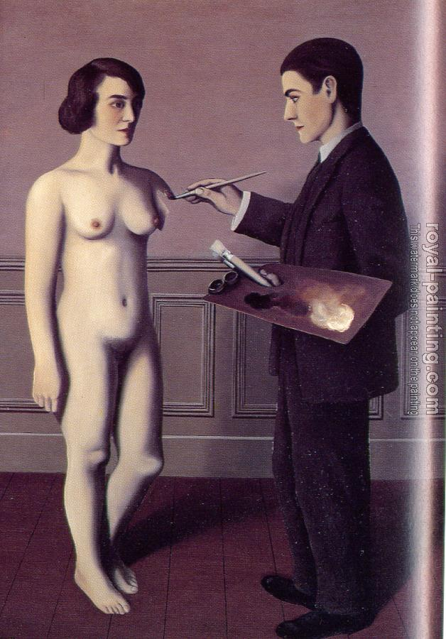 Rene Magritte : attempting the impossible