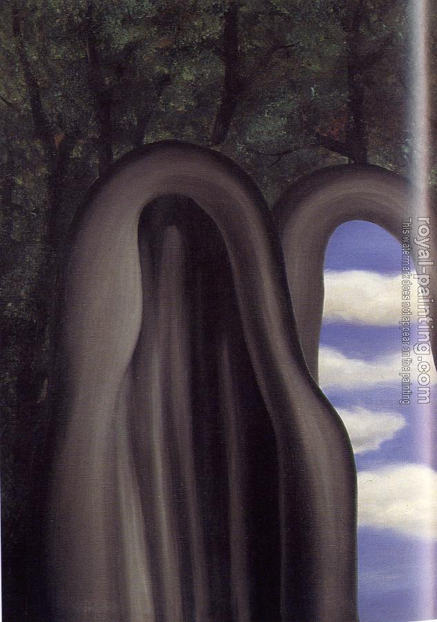 Rene Magritte : the palace of curtains II