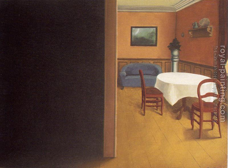 Rene Magritte : the voice of silence