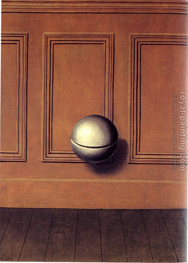 Rene Magritte : the automaton