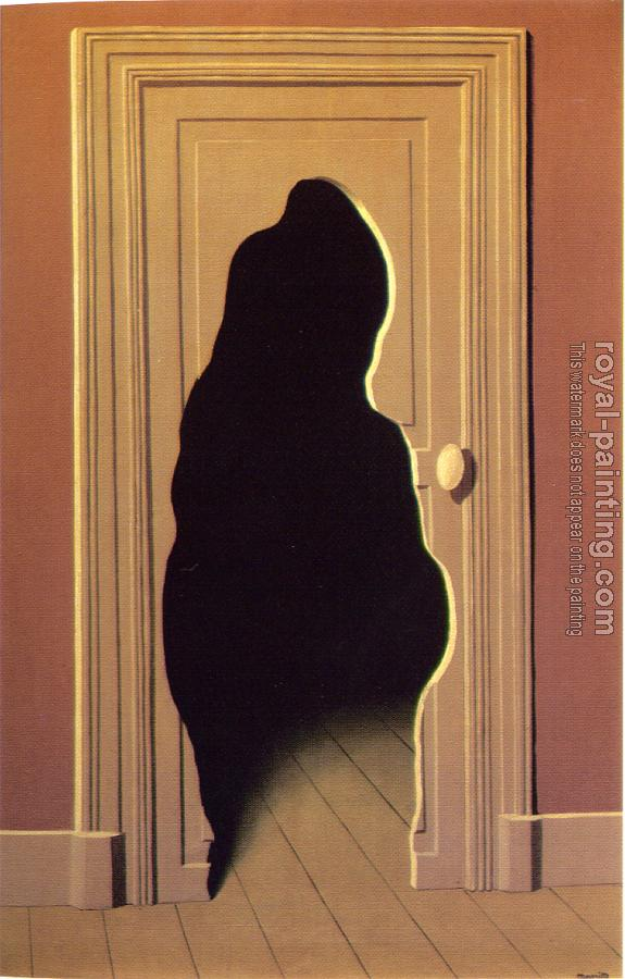 Rene Magritte : the unexpected answer