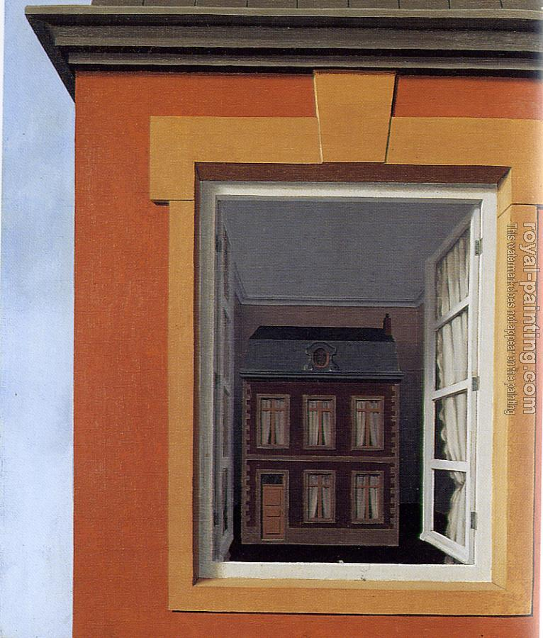 Rene Magritte : in praise of the dialectic