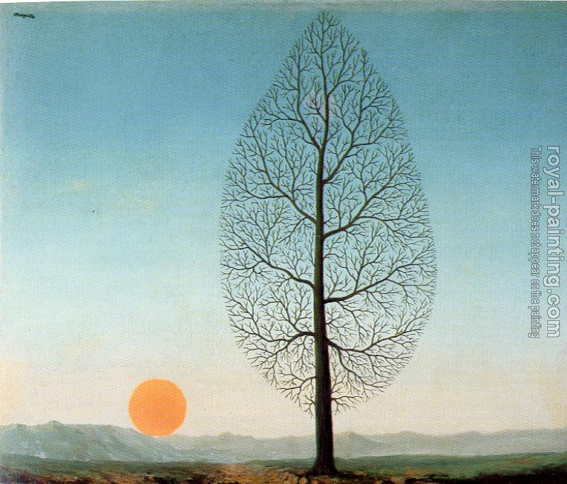 Rene Magritte : the search for the absolute