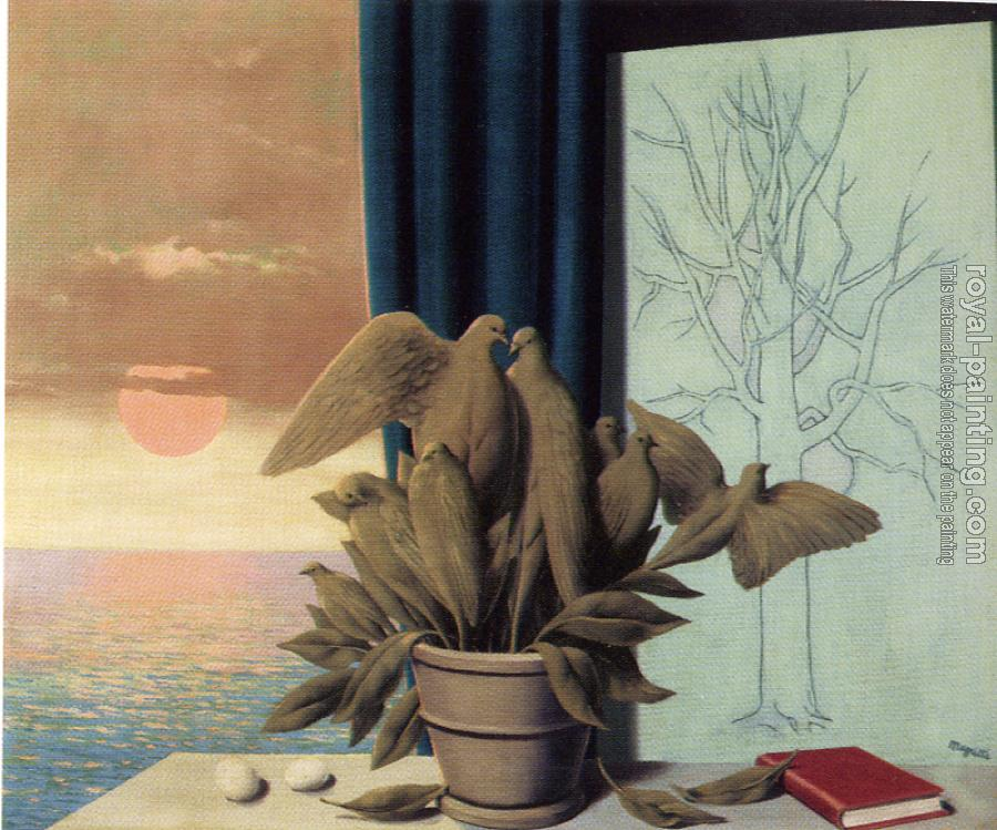 Rene Magritte : the hyphen