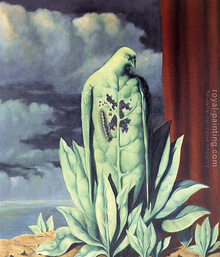 Rene Magritte : the flavor of tears II