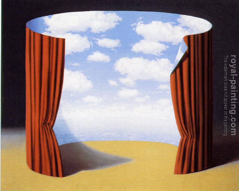 Rene Magritte : the memoirs of a saint
