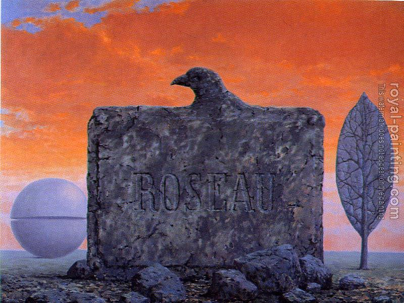 Rene Magritte : the fountain of youth