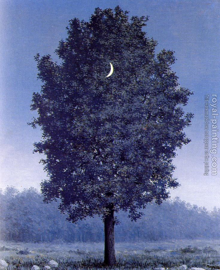 Rene Magritte : the sixteenth of september II