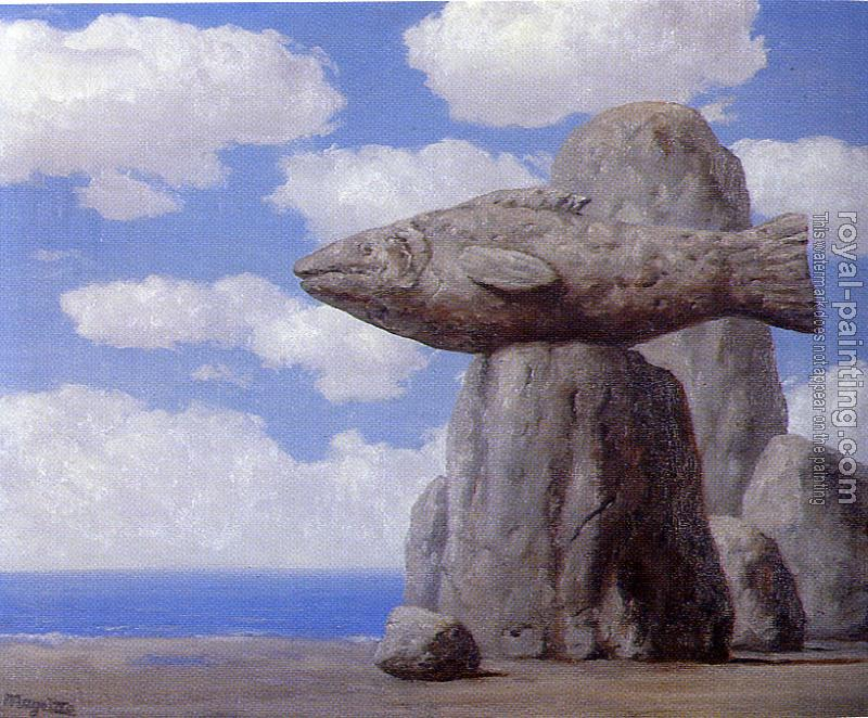 Rene Magritte : connivance