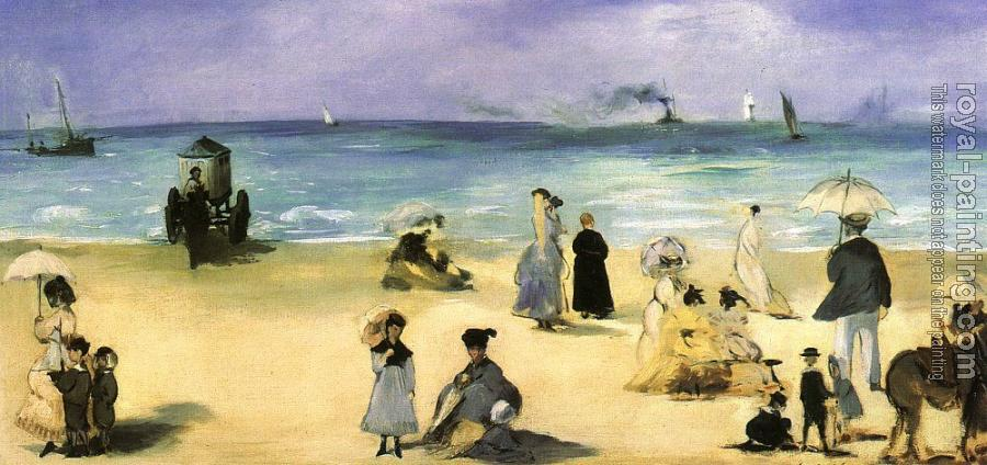 account of the life and paintings of edouard manet