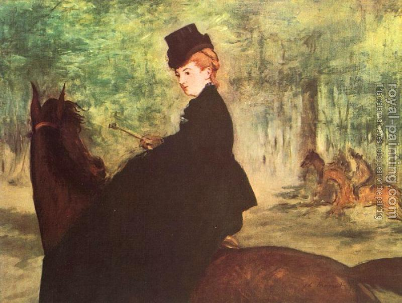 a biography of edouard manet a painter