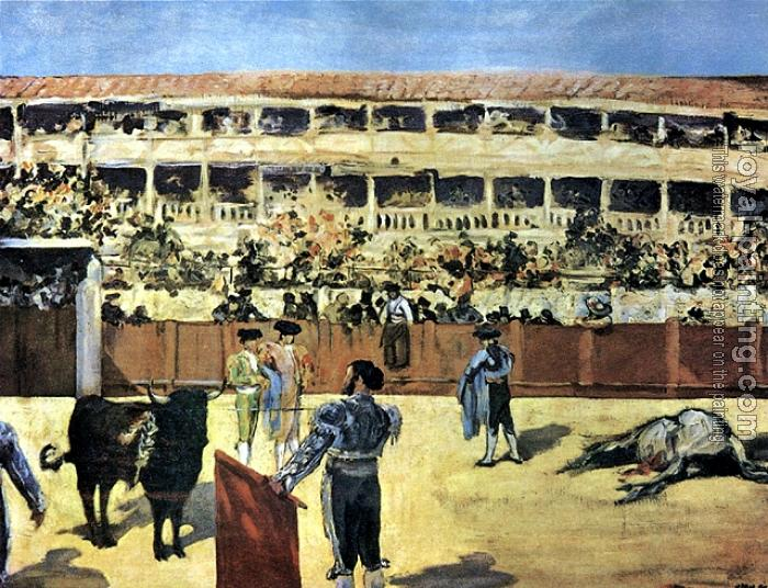 Edouard Manet : The Bullfight