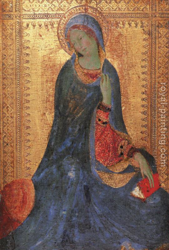 Simone Martini : religion oil painting XIII