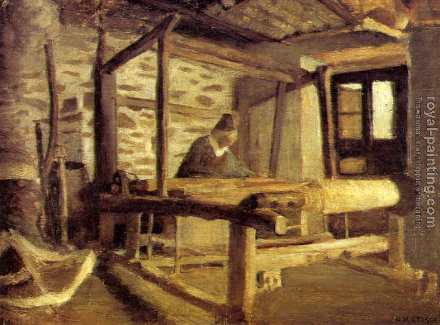 studio of the picard weaver