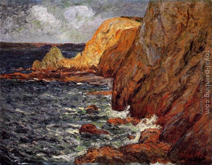 Maxime Maufra : Cliffs