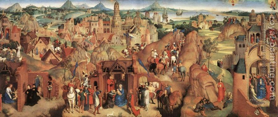 Hans Memling : Advent and Triumph of Christ
