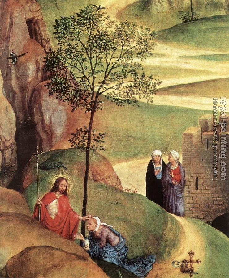 Hans Memling : Advent and Triumph of Christ (detail 2)