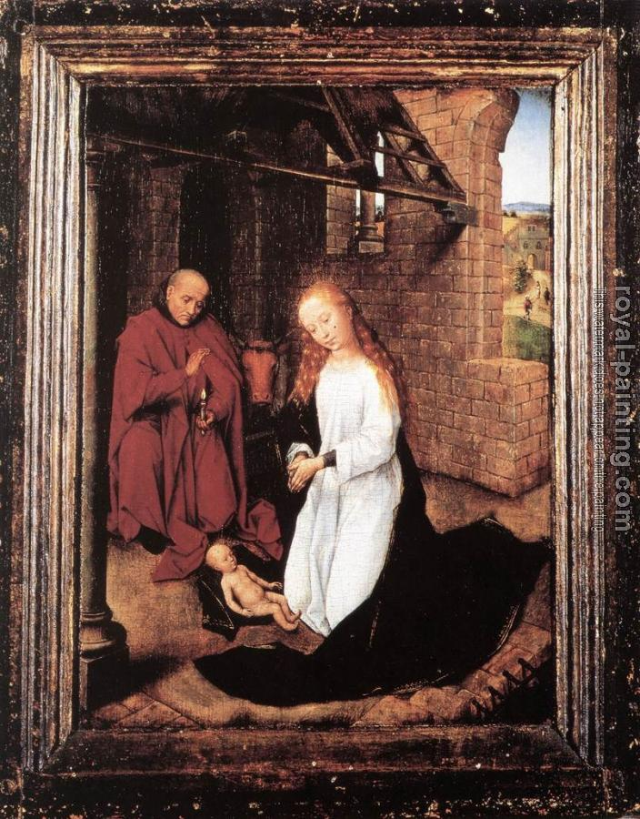 Hans Memling : Nativity
