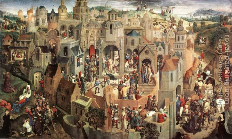 Hans Memling : Scenes from the Passion of Christ