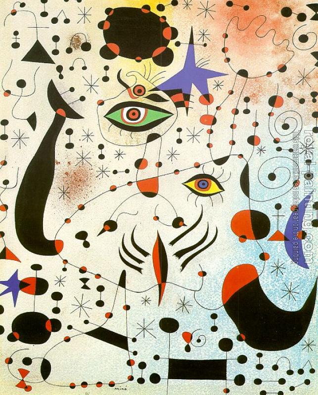 Joan Miro : Ciphers and Constellations in Love with a Woman