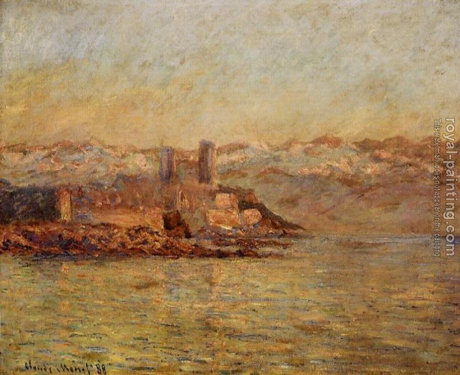 Claude Oscar Monet : Antibes and the Maritime Alps