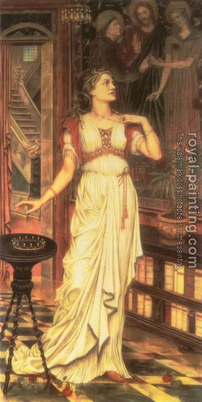 Evelyn De Morgan : The Crown of Glory