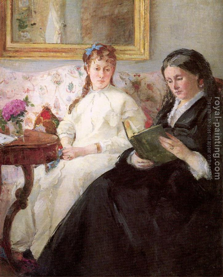 Berthe Morisot : The Mother and Sister of the Artist