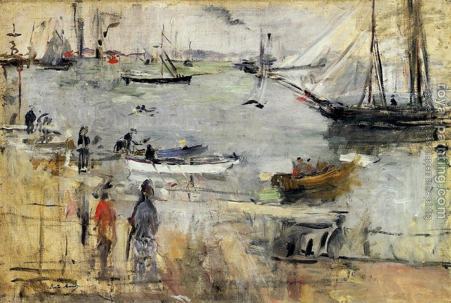 Berthe Morisot : English Seascape II