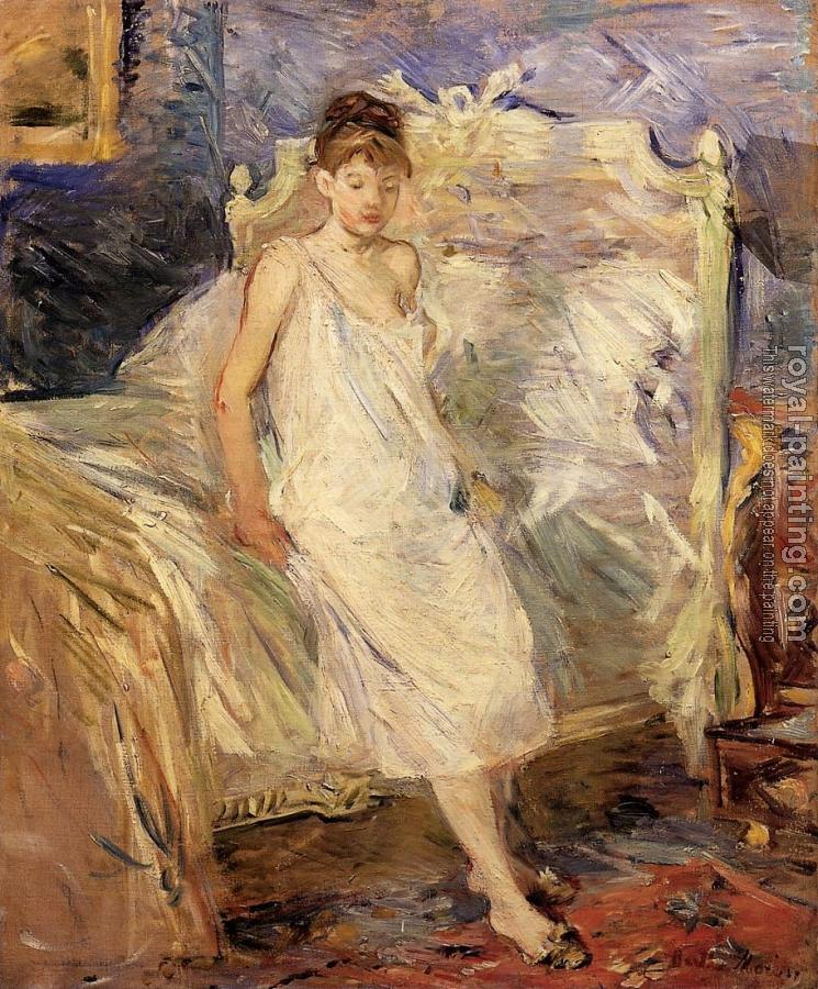 Berthe Morisot : Getting Up