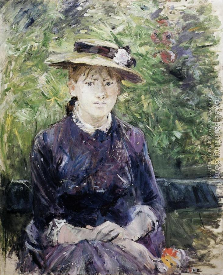 Portrait of Paule Gobillard
