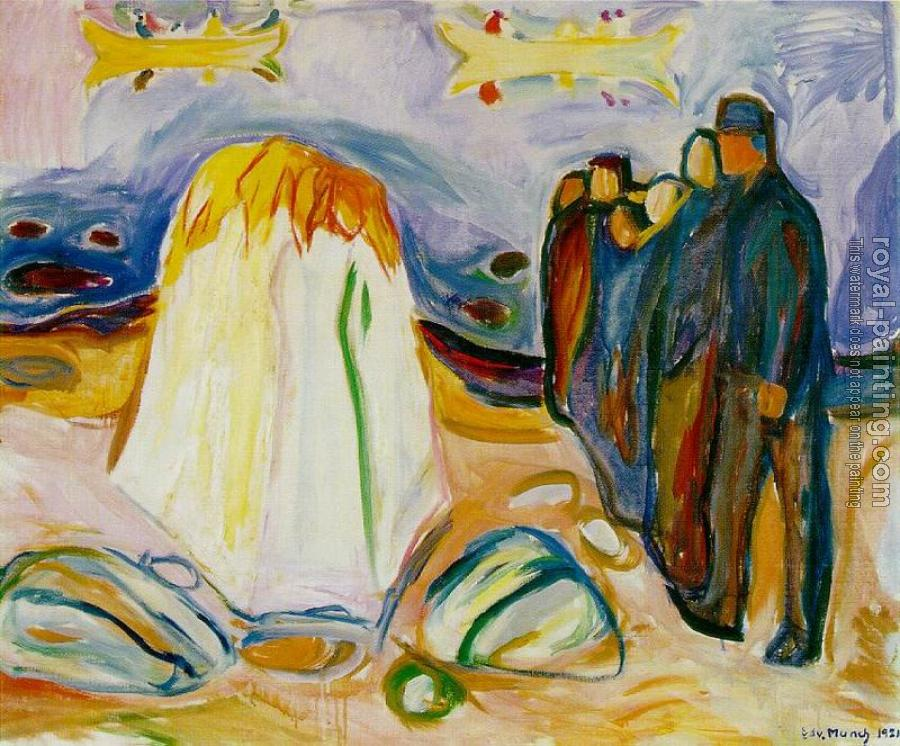 Edvard Munch : Meeting