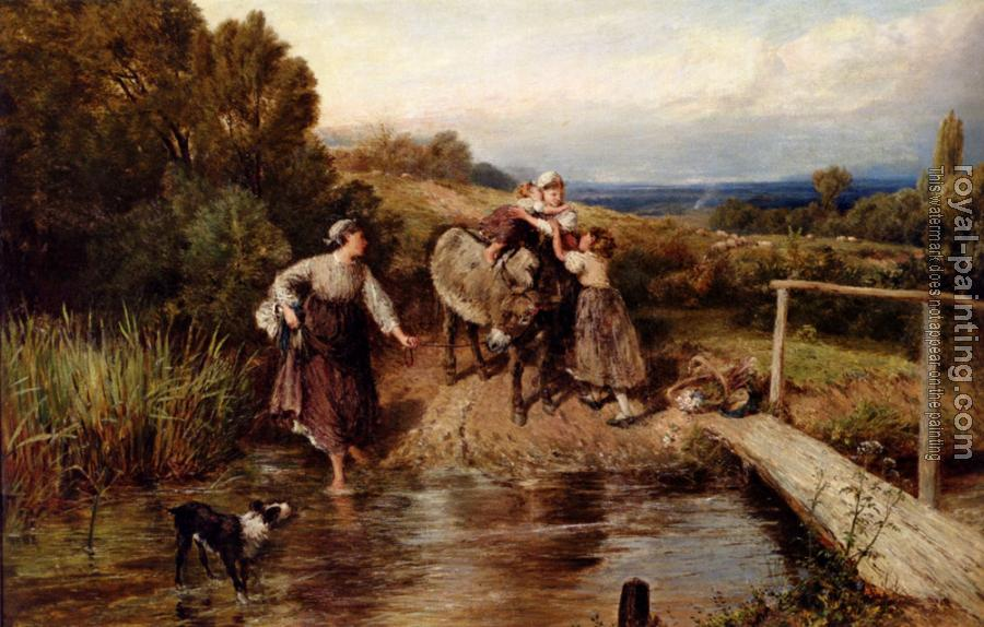 Myles Birket Foster : The For