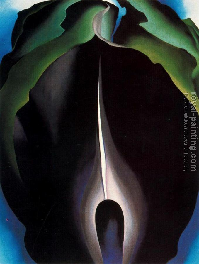 Georgia O Keeffe : Jack in the Pulpit No. IV