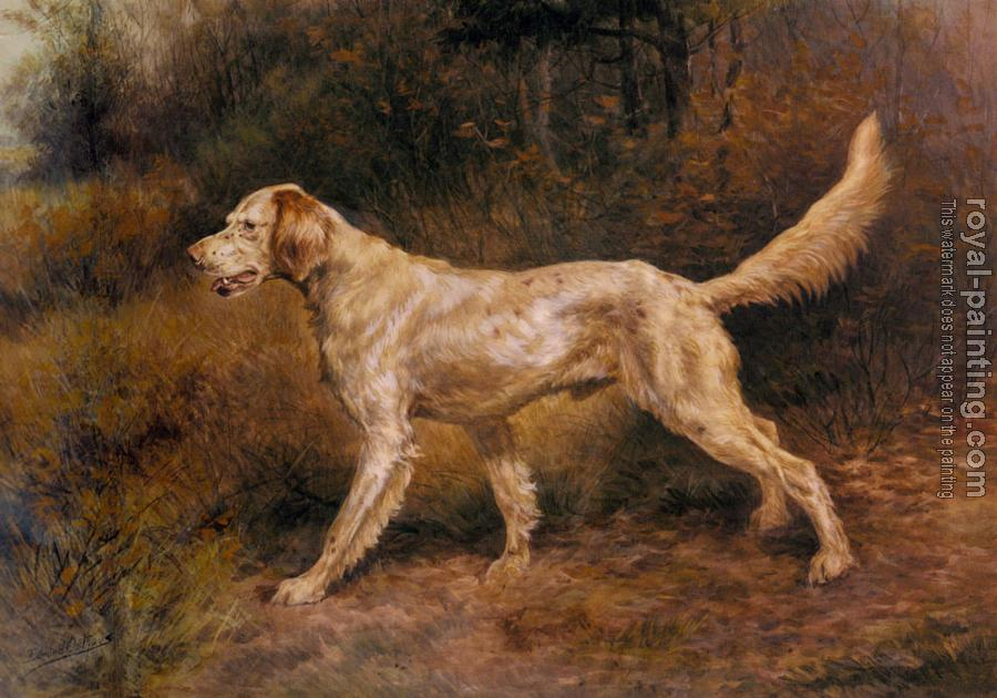 Edmund Henry Osthaus : Commissioner, A Champion English Setter