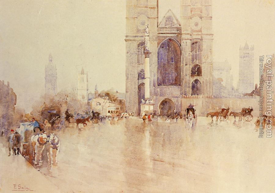 Paolo Sala : Westminister Abbey