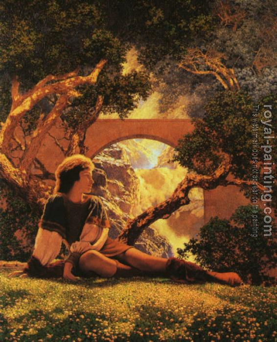 Maxfield Parrish : The Knave