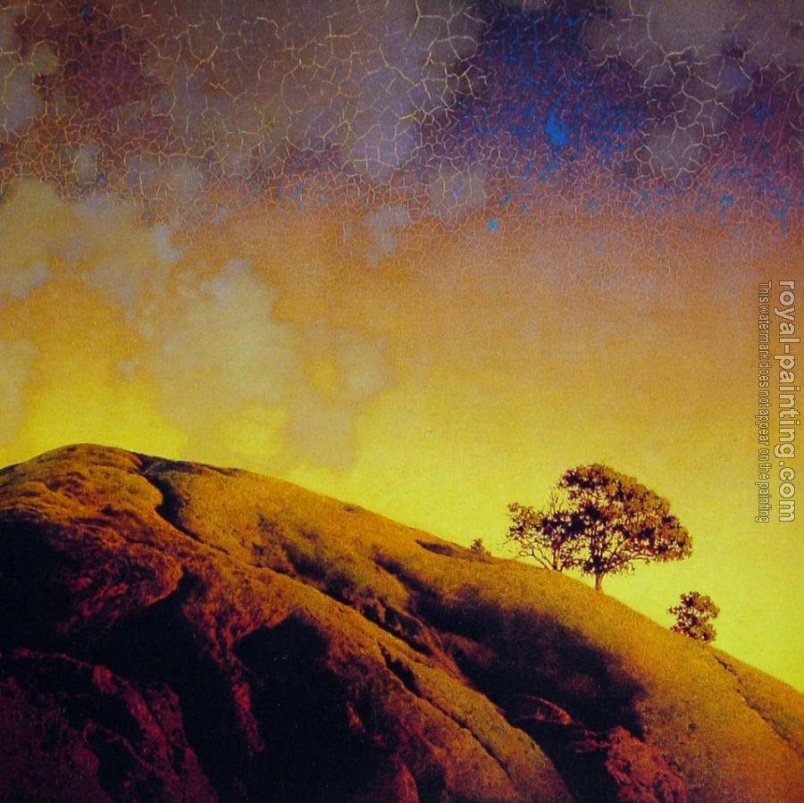 Maxfield Parrish : Cobble Hill