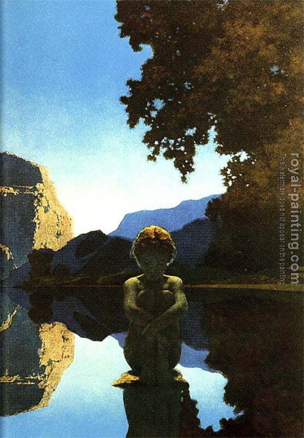 Maxfield Parrish : EVENING