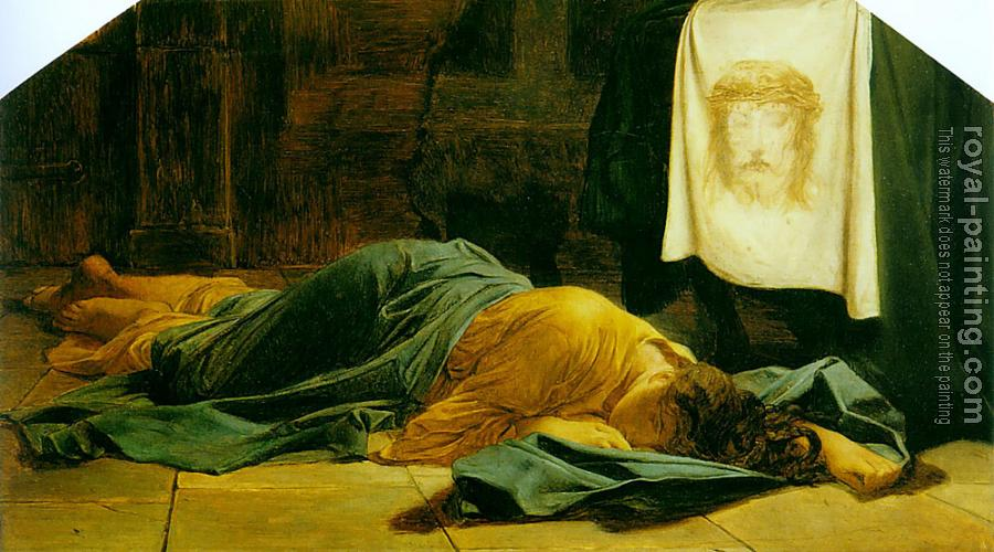 Paul Delaroche : saint veronica
