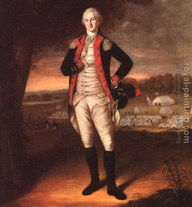 Charles Willson Peale : Portrait of Walter Stewart